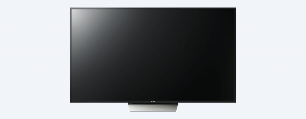 Sony Bravia XD85 4K HDR mit Android TV
